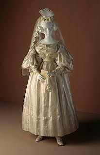 dans le boudoir secret 1830 y la moda