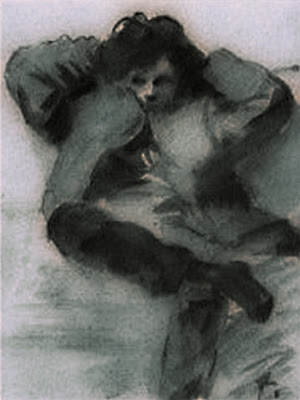 Rimbaud (Jean-Louis Forain)