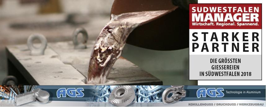 AGS - Ihr Partner für die Beschichtung und Veredelung von Aluminium und Zink - Gussteilen !