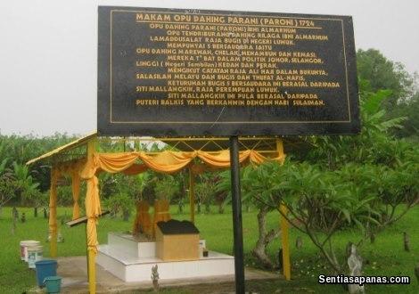 Makam Daeng Parani