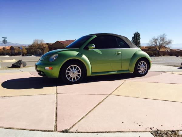 2004 VW Beetle Great Condition