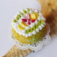Lemon cake ring
