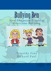 America's Number #! Historical Bully Prevention Book