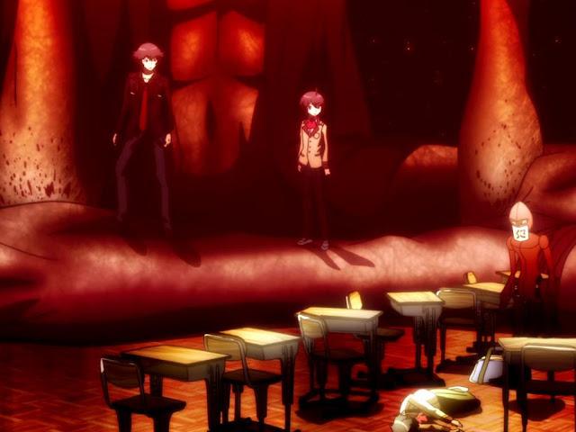 Ranpo Kitan: Game of Laplace Anime