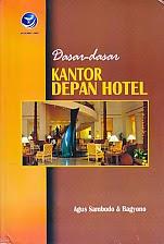 toko buku rahma: buku DASAR-DASAR KANTOR DEPAN HOTEL, pengarang agus sambodo, penerbit andi
