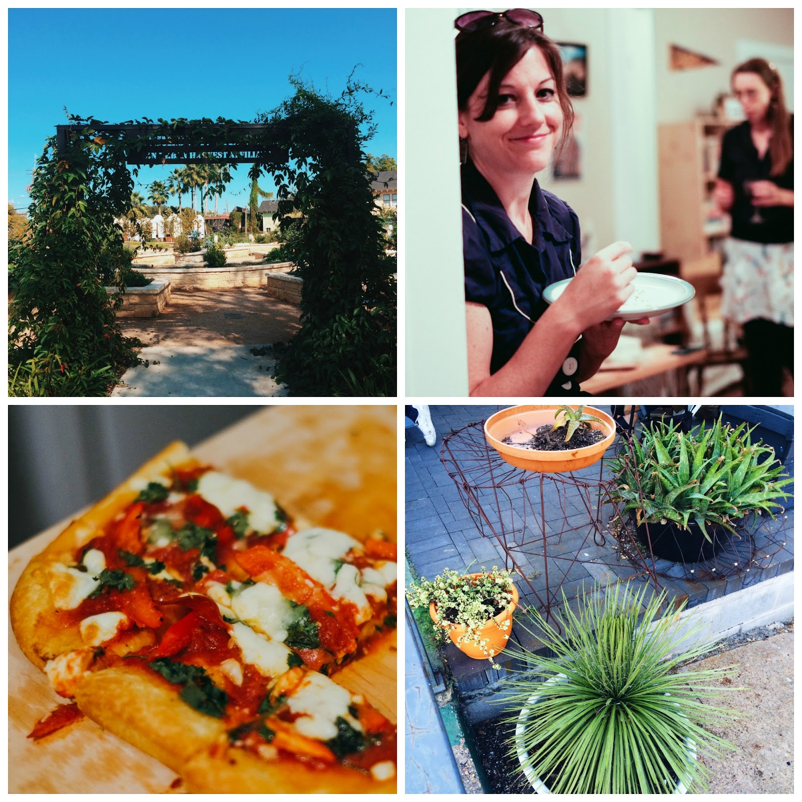 Mandell Park, Pizza Night, Black Hole Coffee House