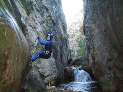 Barranc de Perles i escalada Cellecs