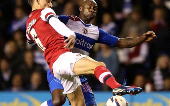 Pertandingan Arsenal Vs Reading Carling