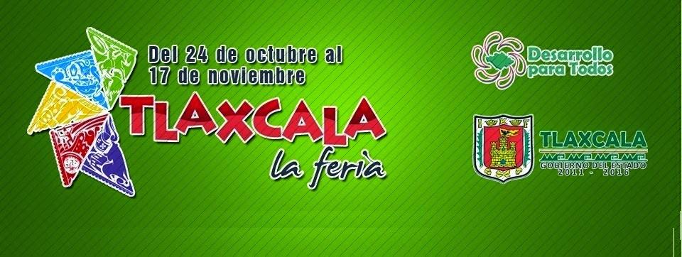 Programa de feria Tlaxcala 2014