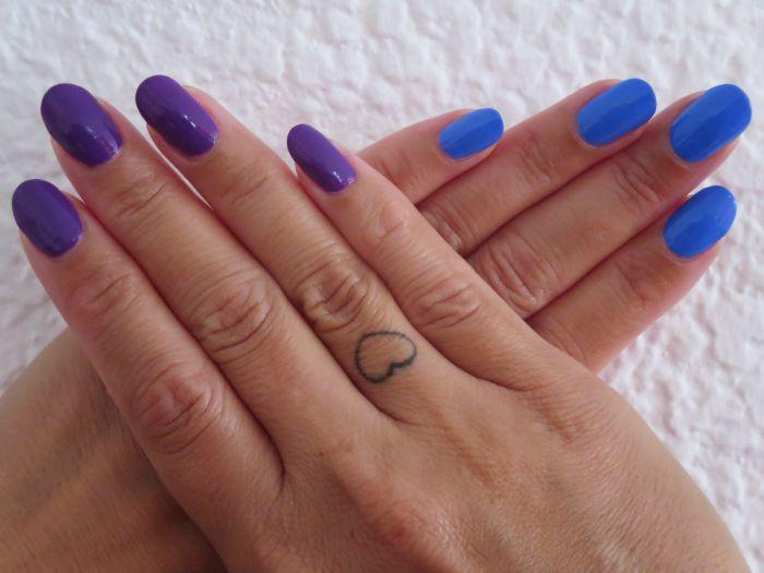 Mani Monday: nail combo