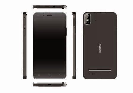 Kodak resmi rilis ponsel Android pertamanya, Kodak IM5