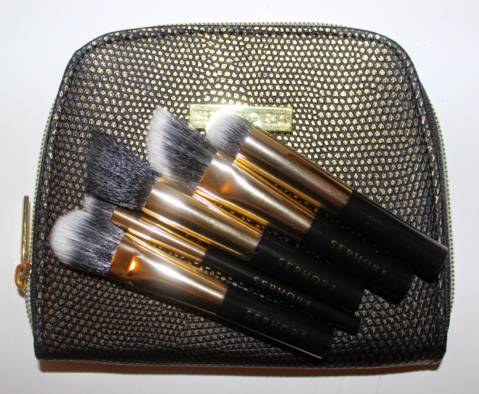 Sephora's All A Glow Brush Set