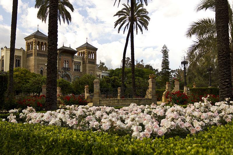 Seville Parque de Maria Luisa