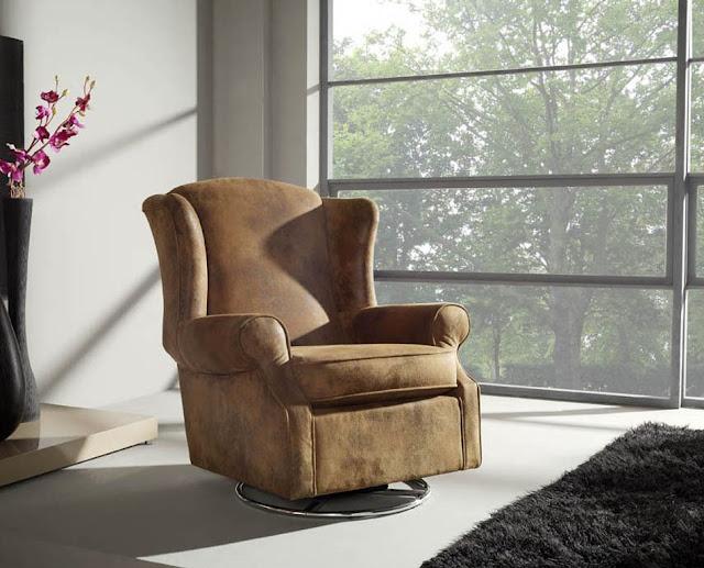 люлеещ се фотьойл, люлеещо се кресло, мебели испания, луксозни мебели,