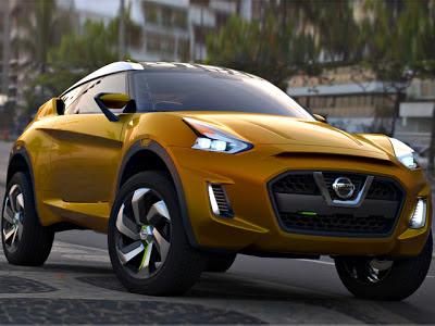 Crossover Extrem Mobil Konsep Teranyar Dari Nissan [ www.Bacaan.ME ]