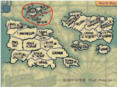 Mapa de Yutolandia