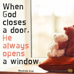 God Opens Windows