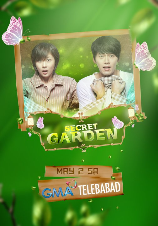 The Trailer Of 39 Secret Garden 39 Tv Series Craze