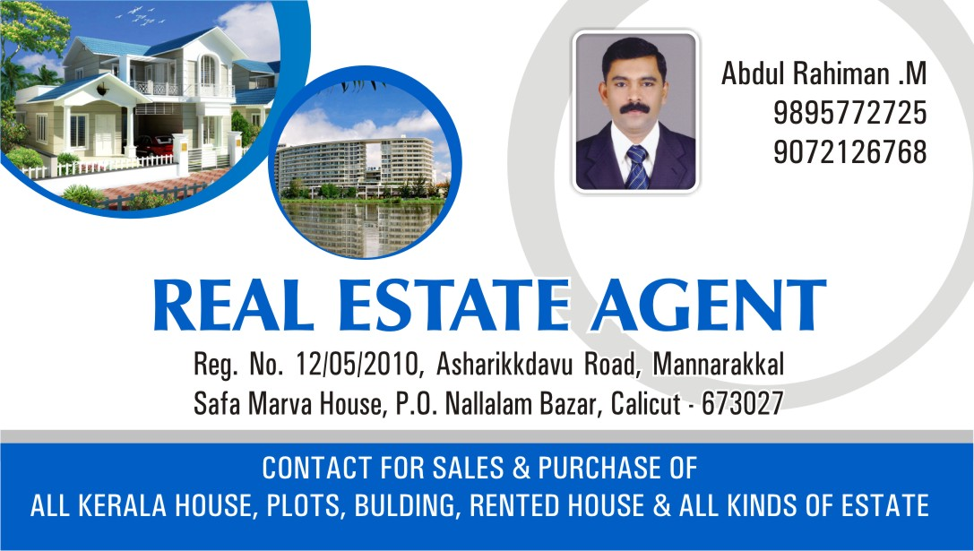 Real Estate Business Plans