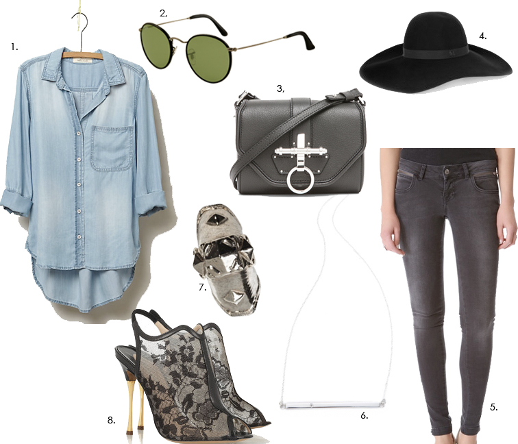 Lust List Collage Givenvhy Anine Bing Jennifer Zeuner