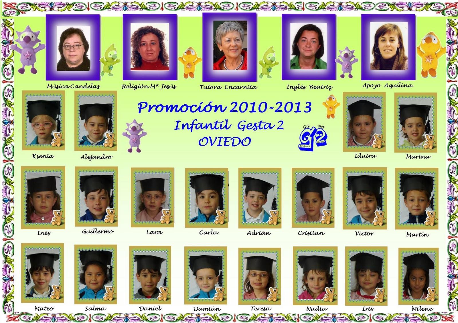 Infantil gesta2 5 a os for Valla infantil carrefour