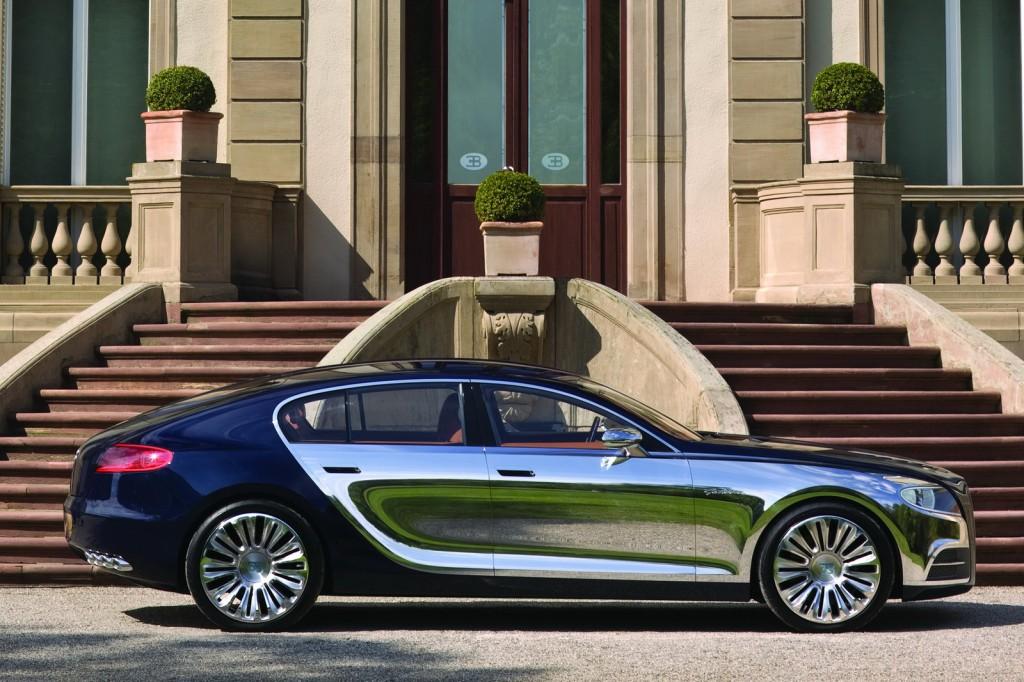 Delightful Bugatti 16C Galibier : Concept Cars Gallery