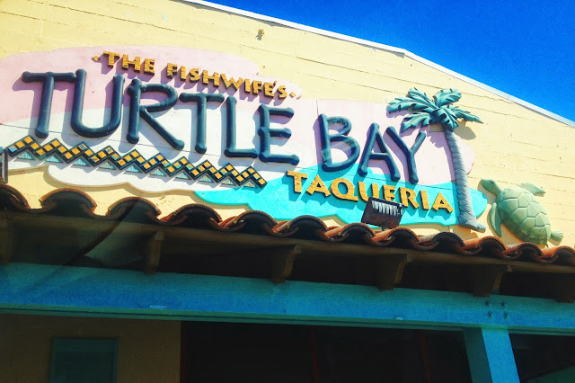 Turtle Bay Taqueria in Monterey on Semi-Charmed Kind of Life