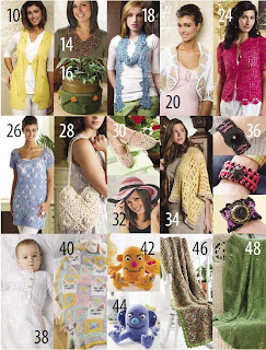 Revista Crochet! May 2011
