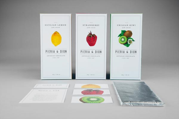 chocolate packaging design ideas for graphic design projects - Ideas For Graphic Design Projects