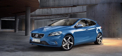 Volvo Updates V40 With Cleaner D2, New T2
