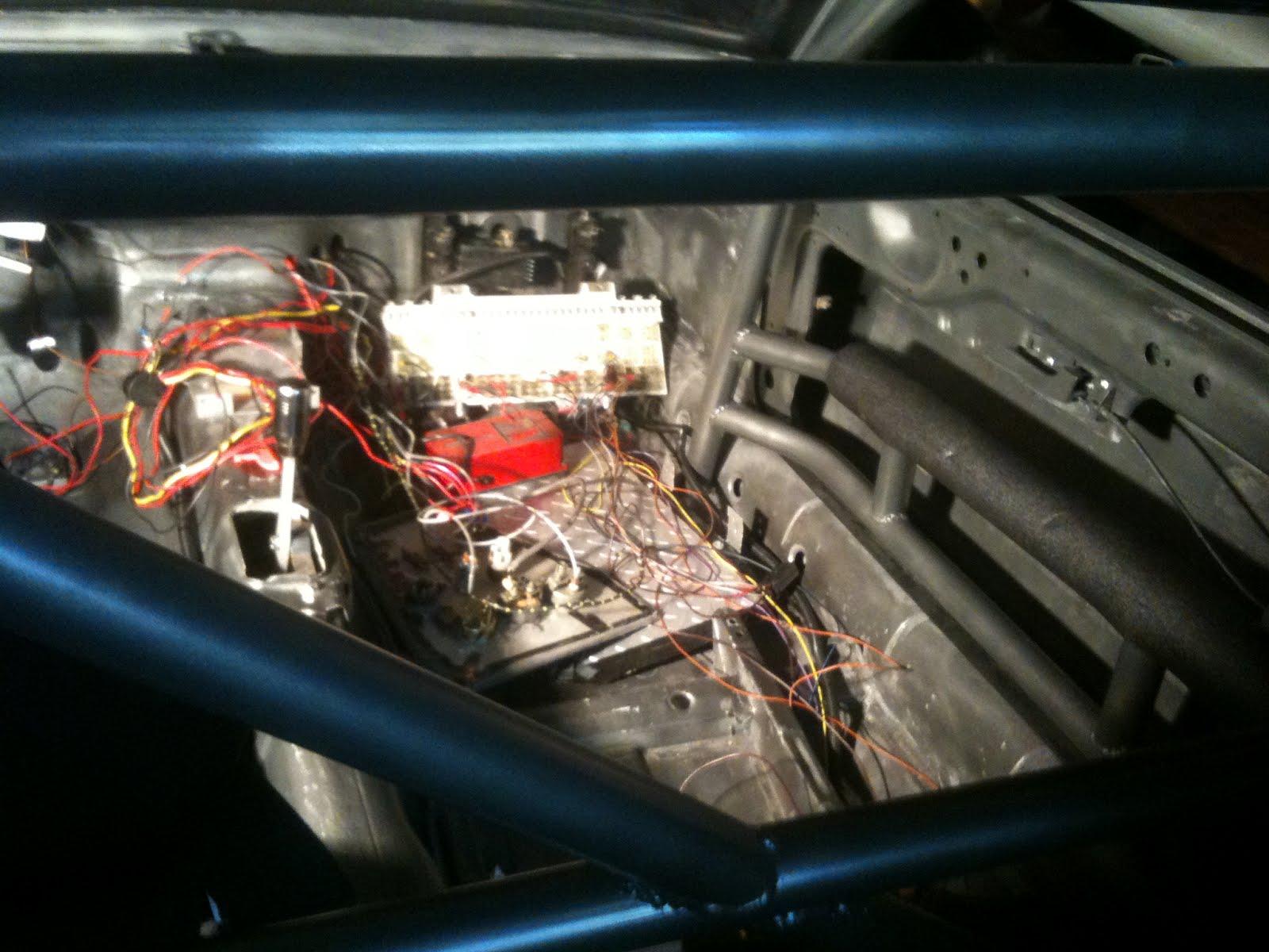 Lighter Faster Better Porsche 928 Hybrid March 2012 Power Window Switch Wiring