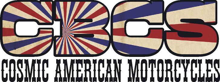 CBCS Cosmic American Motorcycles
