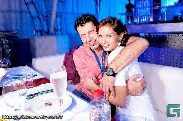 Наталья Кривозуб с мужем фото