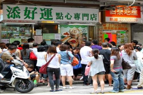 wisata kuliner di hong kong tim ho wan
