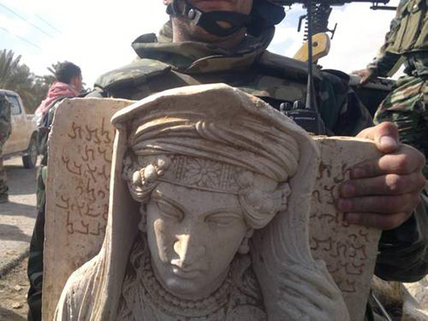 FBI warns collectors about ISIS-smuggled antiquities