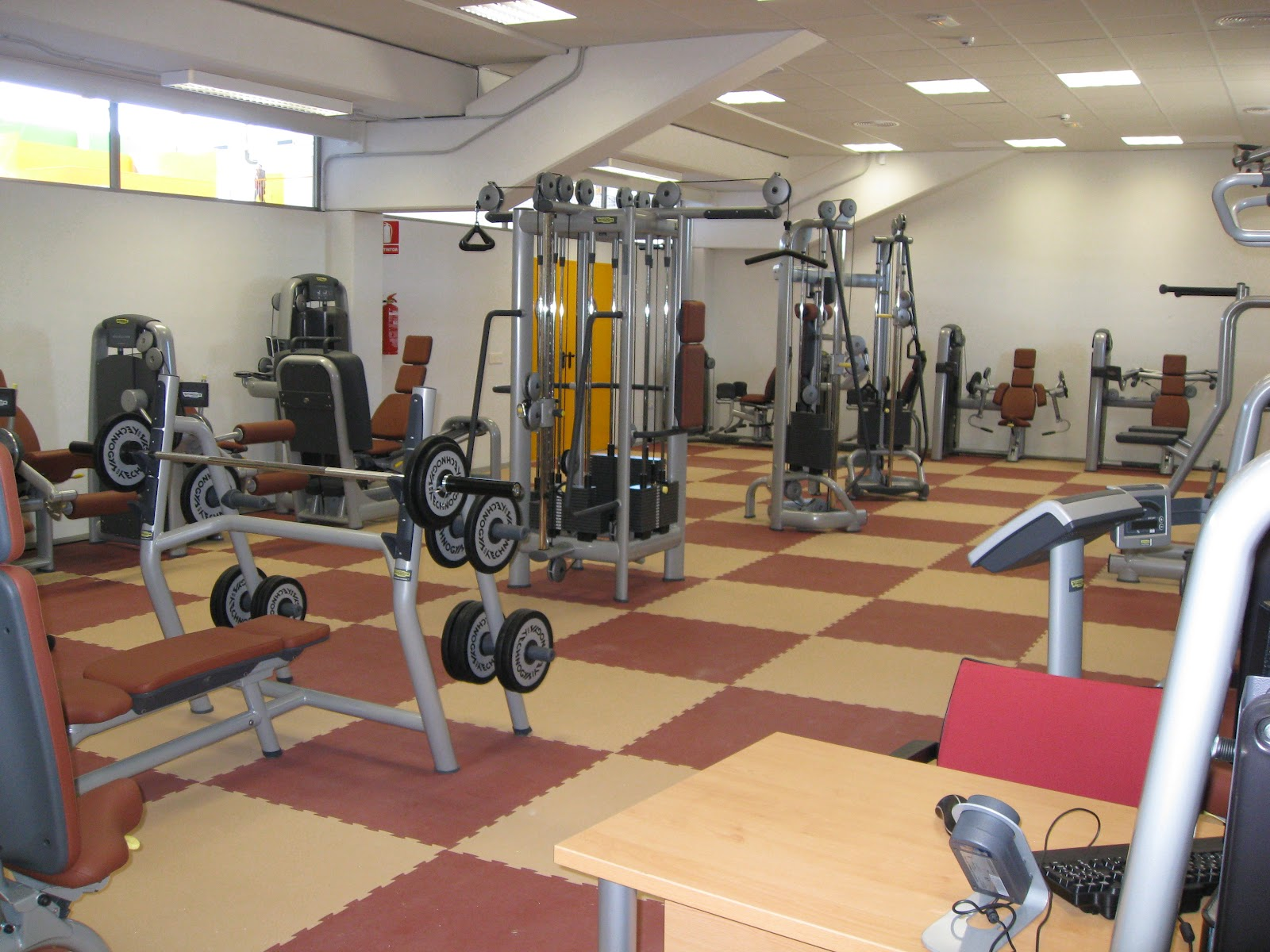 La actualidad de la umh el gimnasio de la umh abre una for Gimnasio musculacion