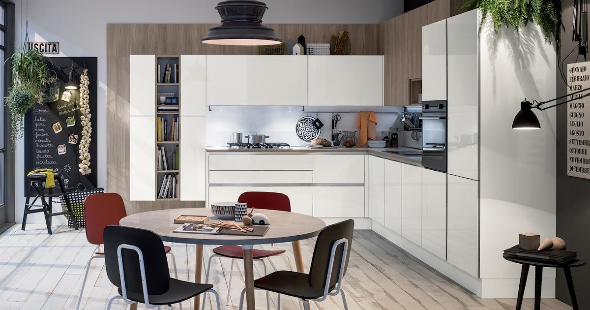 Veneta cucine domus arredi : un like ad uno degli ultimi modelli ...