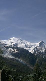Avalanche, Chamonix