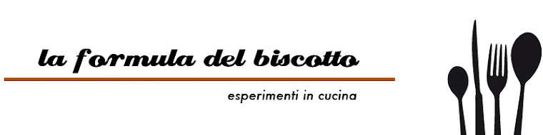 la formula del biscotto