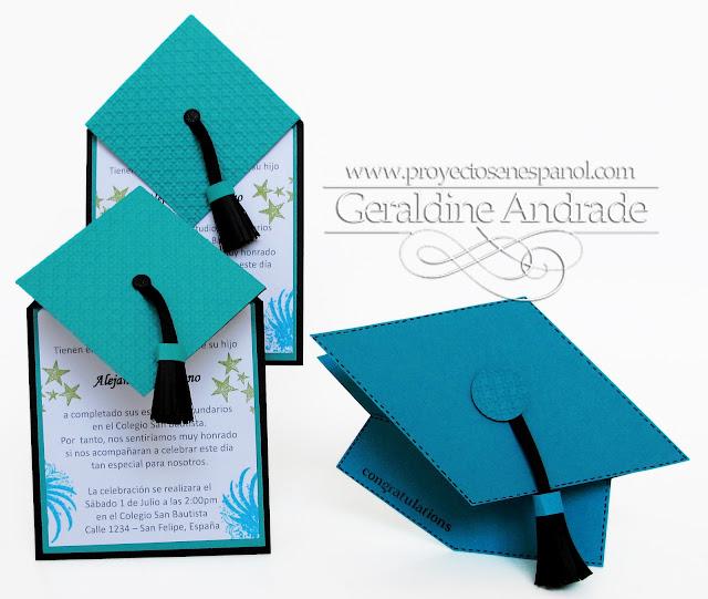 TARJETAS DE GRADUACION   GRADUATION CARD