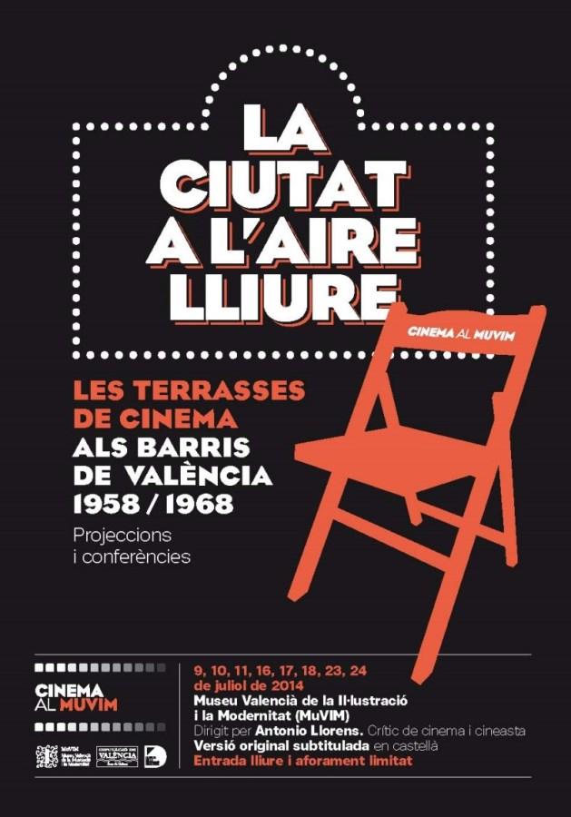 Cine al aire libre y ¡GRATIS! #PlanesenValencia
