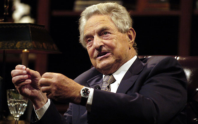 george soros biography. 2011 george soros girlfriend