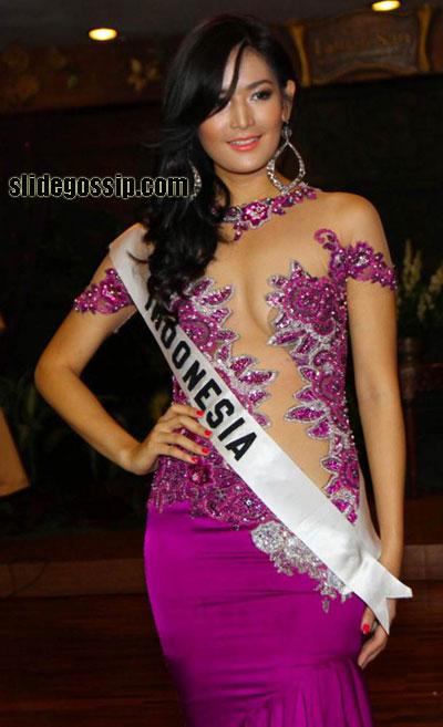 ajang atau kontes kecantikan dunia miss universe 2012 kembali membuat ...