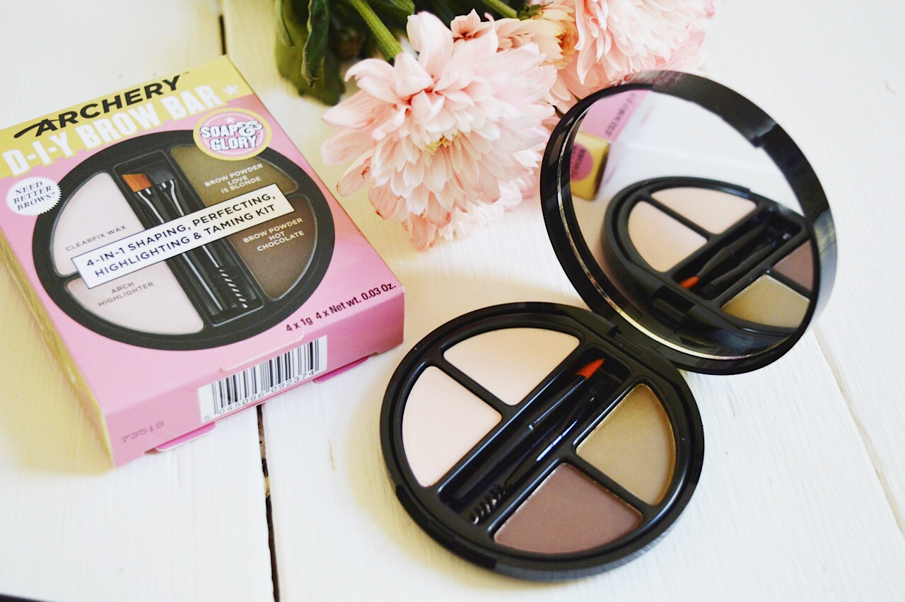 Soap & Glory makeup, beauty bloggers, FashionFake blog