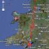 Meteoro explota y crea estampido sónico sobre Gales.