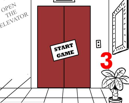 Juegos de Escape Open The Elevator 3