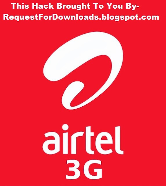 AIRTEL 3G NOVEMBER 2013 FREE CONFIG NO SURVEY NO PASSWORD BY REQUESTFORDOWNLOADS.COM