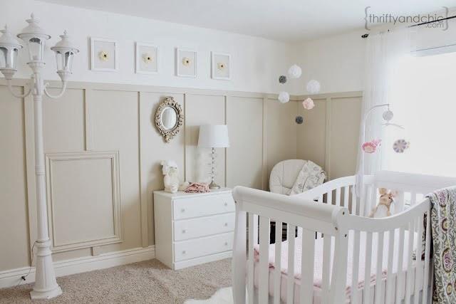 Neutral nursery for boy or girl