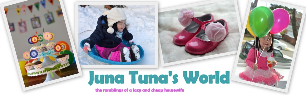 Juna Tuna's World