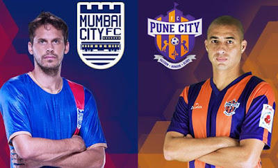 ISL Match 3 FC Pune Vs Mumbai FC Live Streaming 5/10/2017